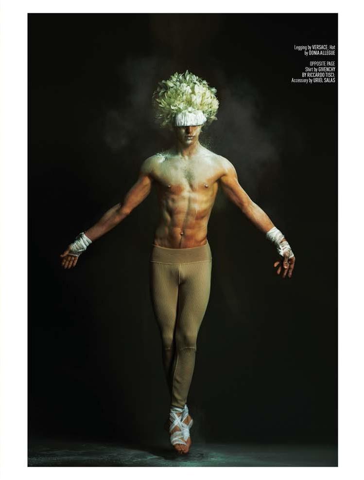 Jules Raynal August man magazine 1