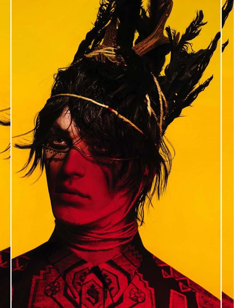 Jules Raynal August man magazine