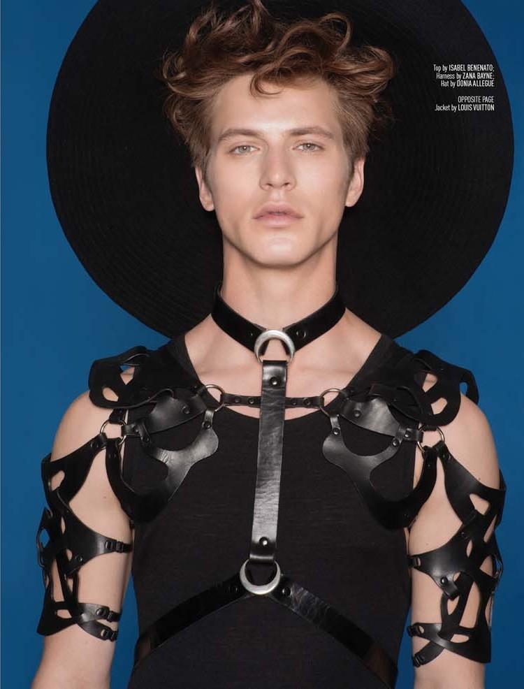Jules Raynal August man magazine 3